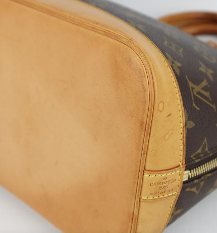 Louis Vuitton Alma PM Monogram Canvas Väska
