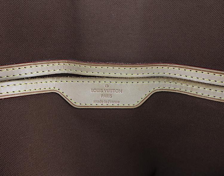 Louis Vuitton Palermo GM Monogram Canvas Väska