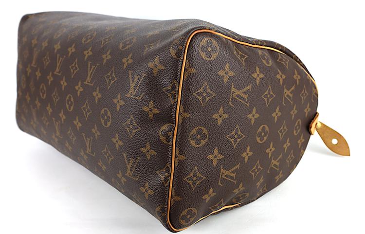 Louis Vuitton Speedy 40 Monogram Canvas Väska