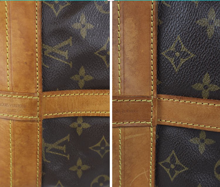 Louis Vuitton Noe Monogram Canvas Väska