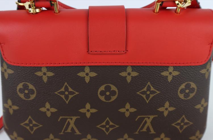 Louis Vuitton Locky BB Monogram Canvas Väska