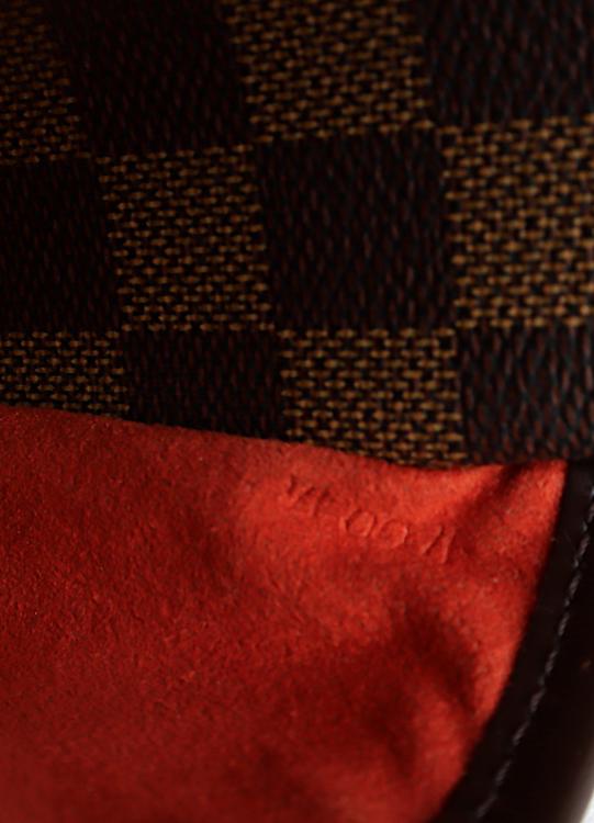Louis Vuitton Damier Canvas Ipanema PM Väska