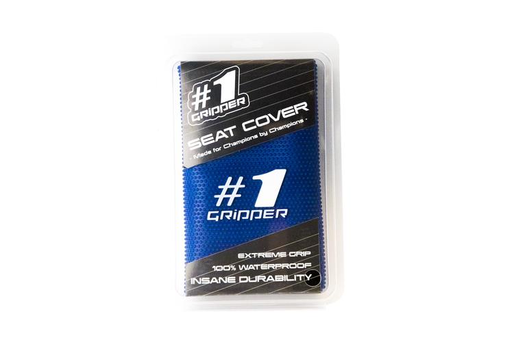 ONEGRIPPER Sadelöverdrag - Blå (Yamaha/Suzuki/Sherco)