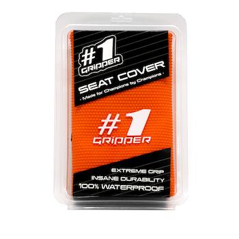 ONEGRIPPER Seat Cover - Orange (KTM)