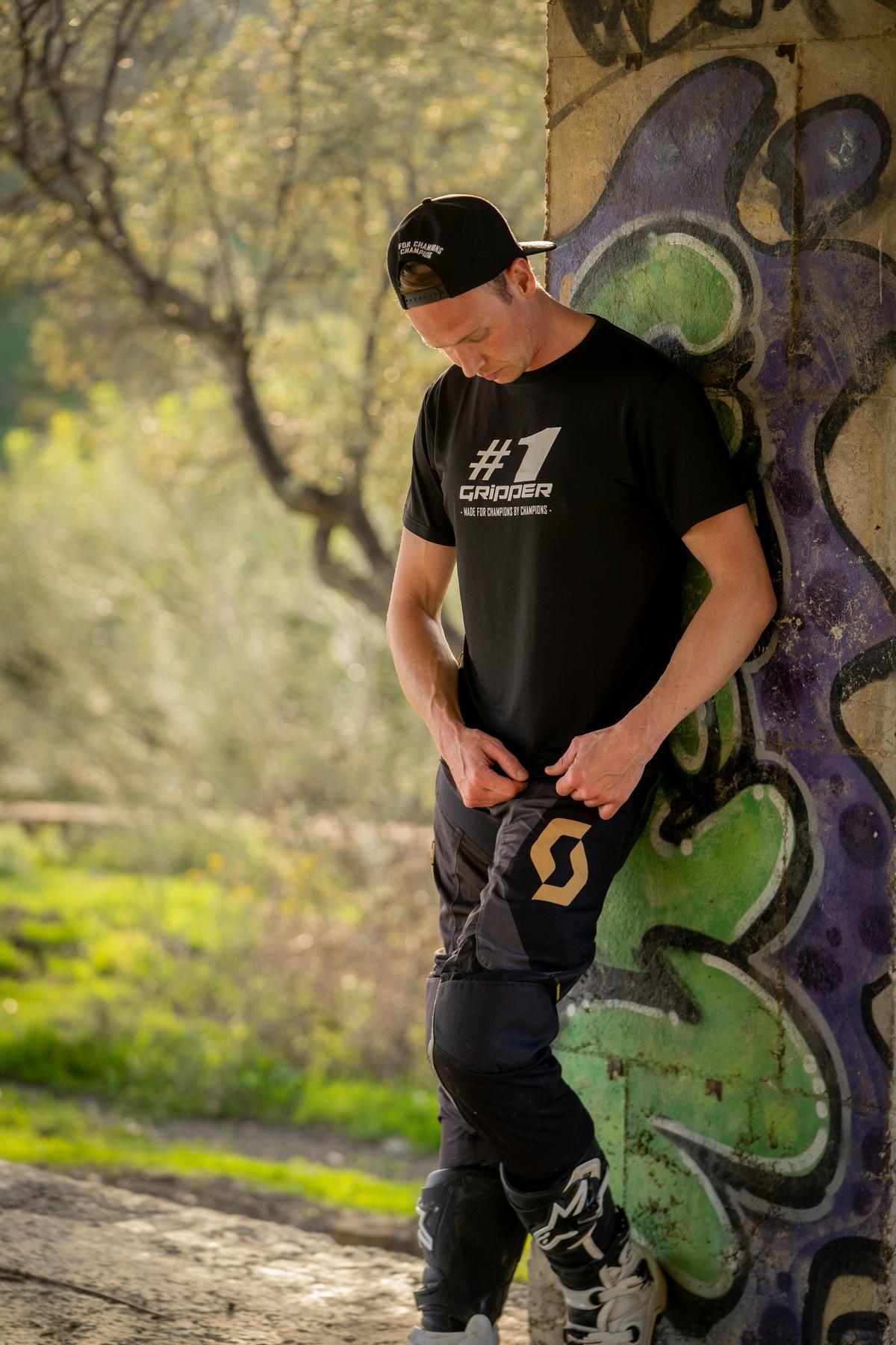 ONEGRIPPER Fast Dry Sport T-Shirt - ORIGINAL