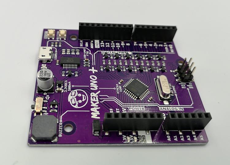 Maker Plus  kit i ett kort, kompatibel med Arduino