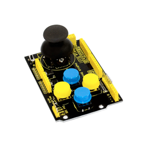 Joystick shield, kompatibel med Arduino