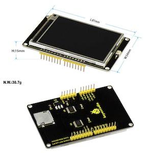 TFT-skärm till Arduino kompatibel