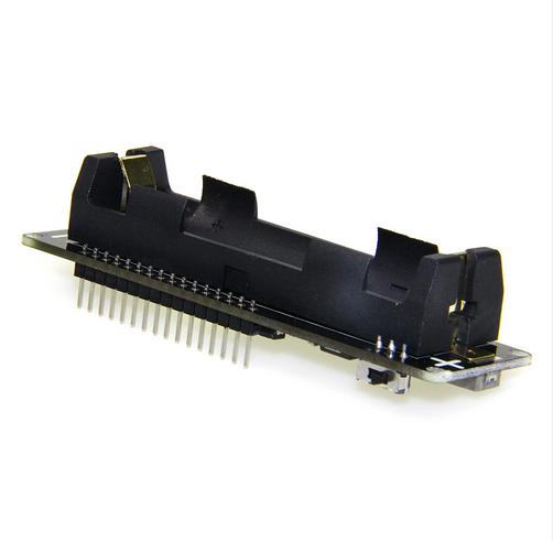 ESP8266 utvecklingsbord med integrerat batteri