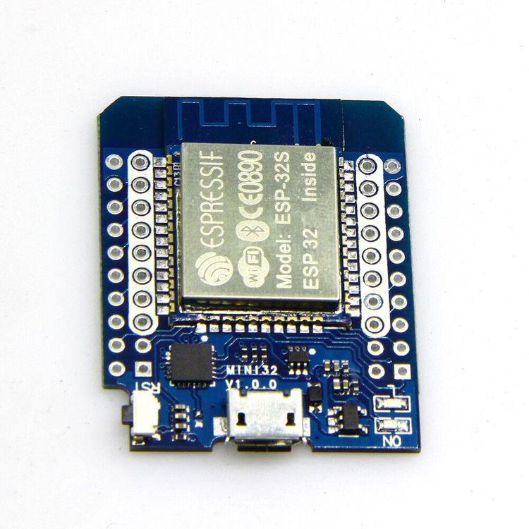 TTGO MINI D1 ESP32 WiFi Bluetooth Utvecklingskort