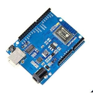 ESPDuino inbyggd wifi from ESP8266 kompatibel med Arduino UNO R3