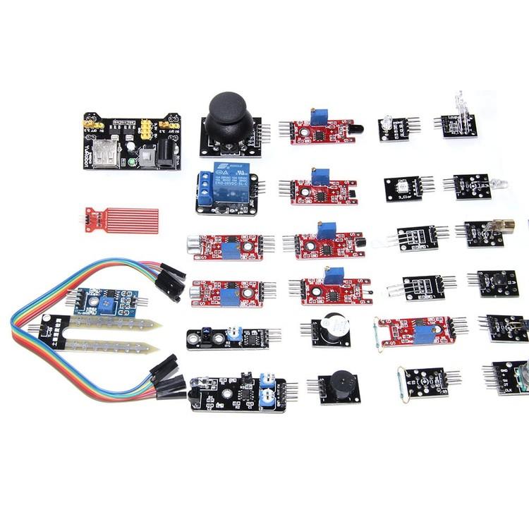 45 st sensorer kit, kompatibel med Arduino
