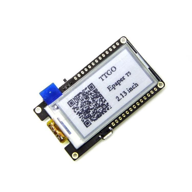ePaper display utvecklingskort