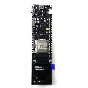 WiFi och Bluetooth med 18650 charging system ESP32 utvecklingsbord