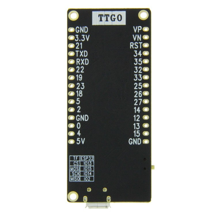 TTGO T8 V1.7 ESP32 4MB PSRAM TF Card 3D Antenna WiFi & Bluetooth