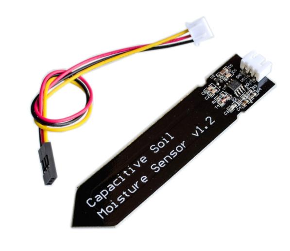 Kapacitiv jordfuktighet sensor