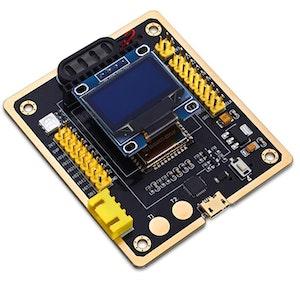 ESP-32F utvecklingsbord wifi Bluetooth-kit styrmodul med TFT LCD
