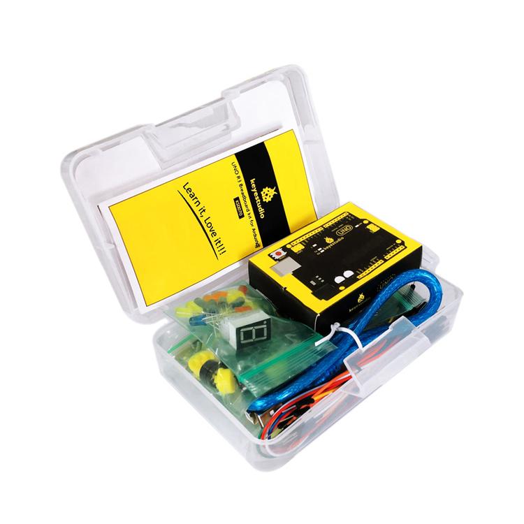 Keyestudio grundläggande nybörjarpaket, kompatibelt med Arduino