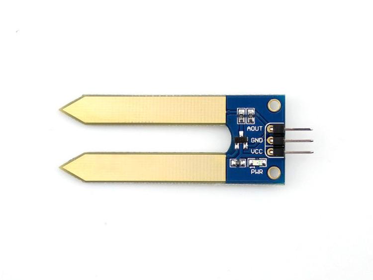 Jordfuktmätare sensor