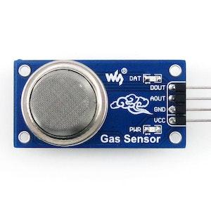 Gasläckage detektor sensor gasol, propan och väte