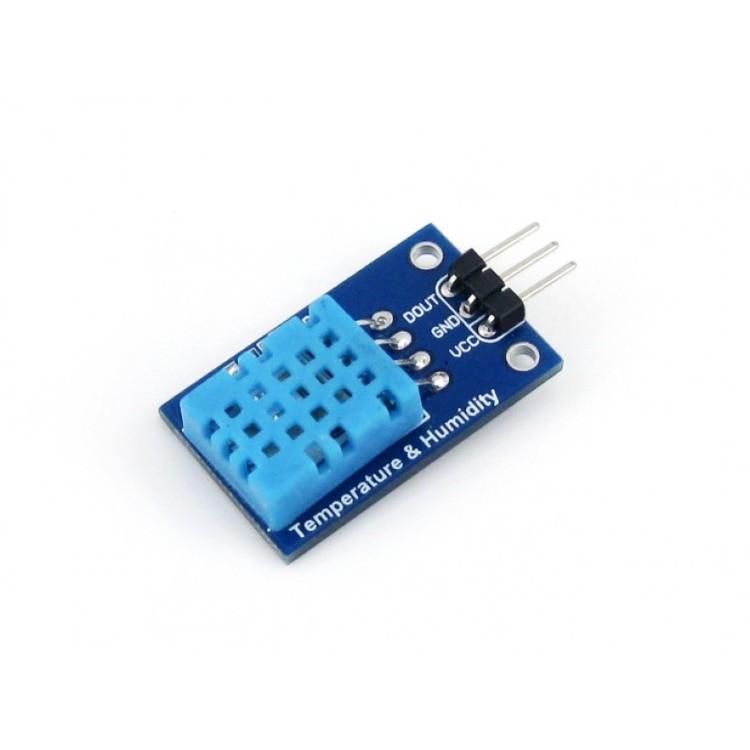 DTH11 Temperatur- och luftfuktighetssensor