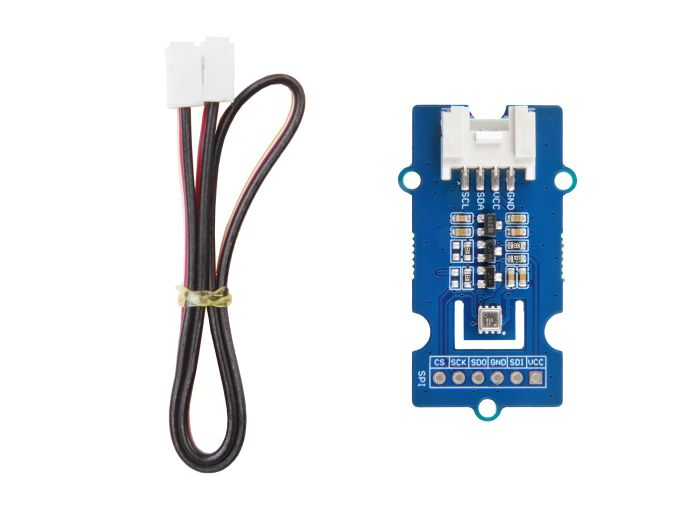 Temperature, Humidity, Pressure and Gas Sensor (BME680)
