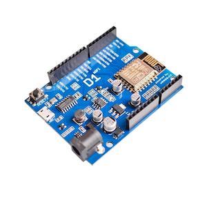 WeMos D1 WiFi, kompatibel med Arduino