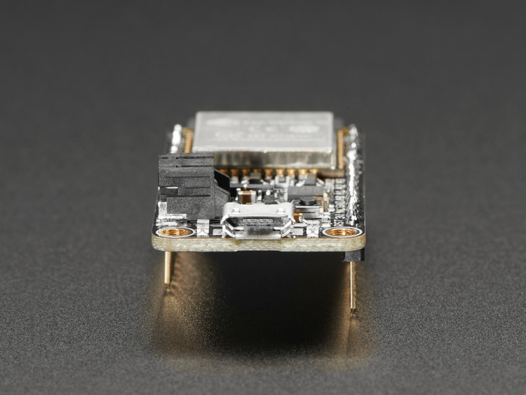 Adafruit HUZZAH32 – ESP32 Feather Board (pre-soldered) - HiTechChain