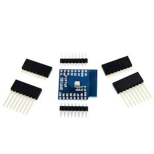 BMP180 temperature tryckgivare modul för D1 mini WIFI-kort