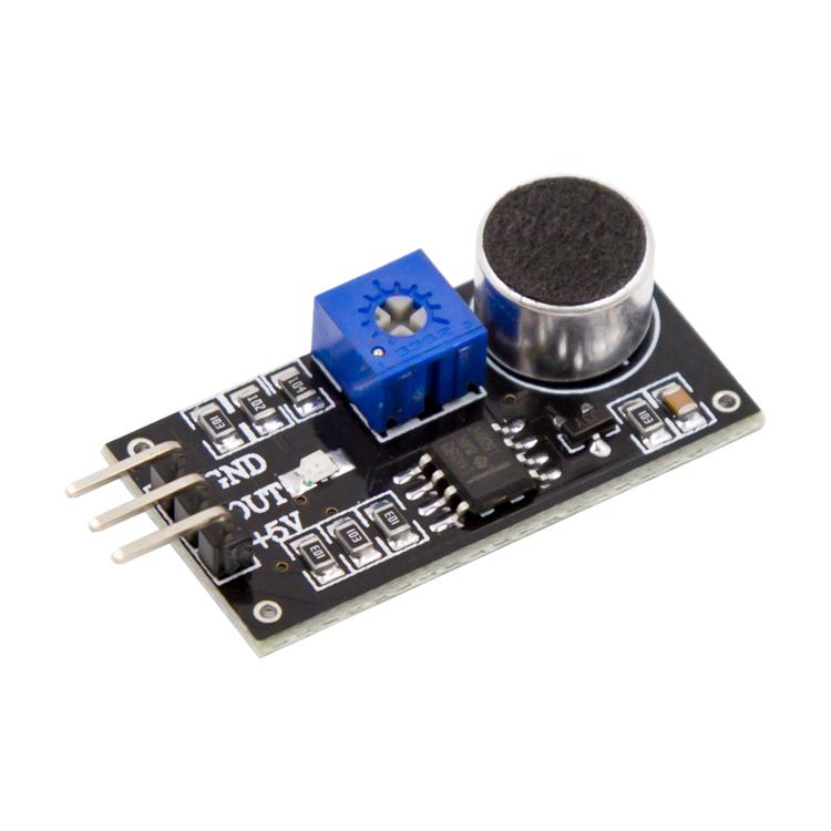 Sound Sensor Detection