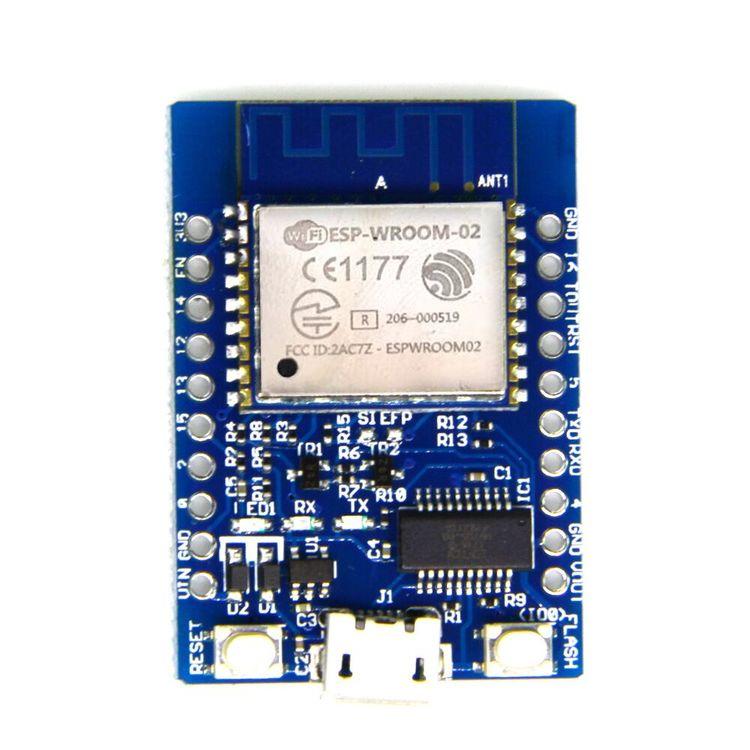 ESP-WROOM-02 Development Board Wemos D1 Nodemcu WiFi