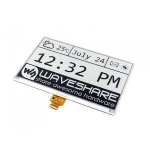 Waveshare 7.5inch E-Ink display and e-Paper ESP32 Driver Board (WiFi / Bluetooth)
