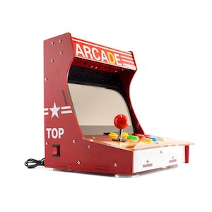 Arcade-101-1P, Arcade Machine Based on Raspberry Pi