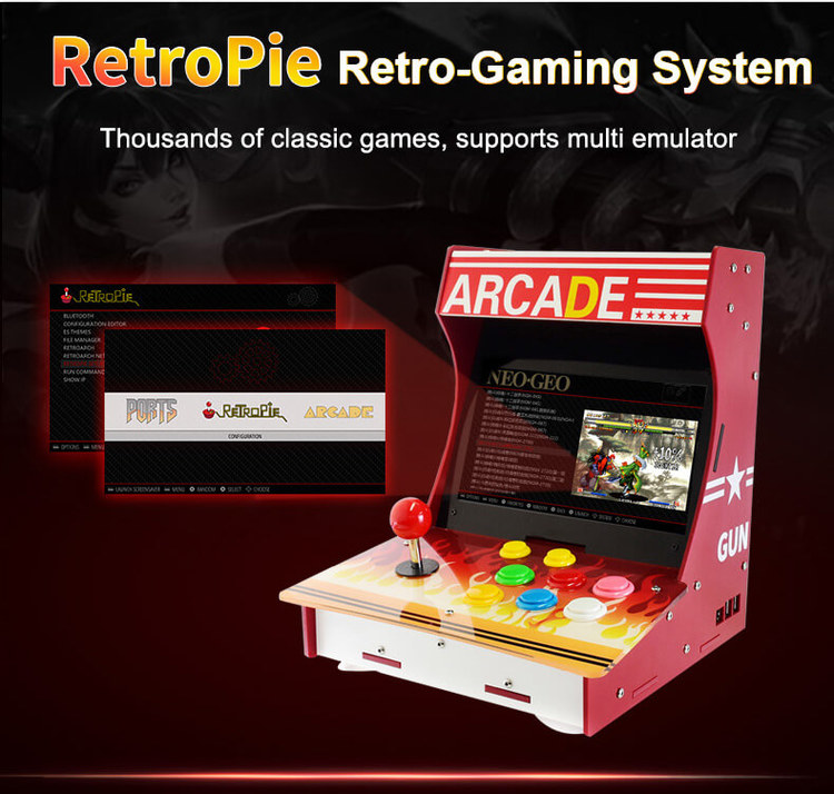 Arcade-101-1P Accessory Pack, Arcade Machine Building Kit
