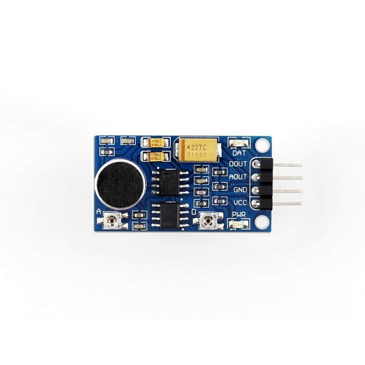ljudsensor, compatible with Arduino