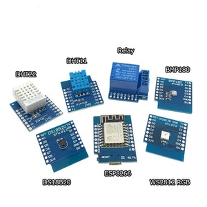 ESP8266 D1 Mini Pro WiFi utvecklingsbord kit