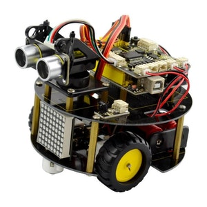 Keyestudio Bluetooth Turtle robot compatible with Arduino