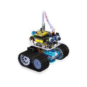 Keyestudio Mini Tank Robot, compatible with Arduino