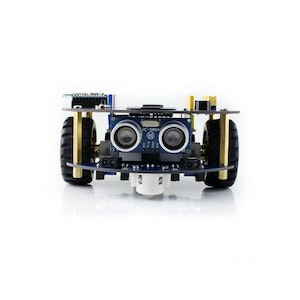 AlphaBot2 robot building kit compatible with Arduino