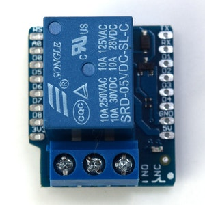 Relay Shield V2.0.0 for LOLIN (WEMOS) D1 mini