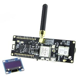 TTGO T-Beam ESP32 433/868/915Mhz WiFi wireless Bluetooth Module ESP 32
