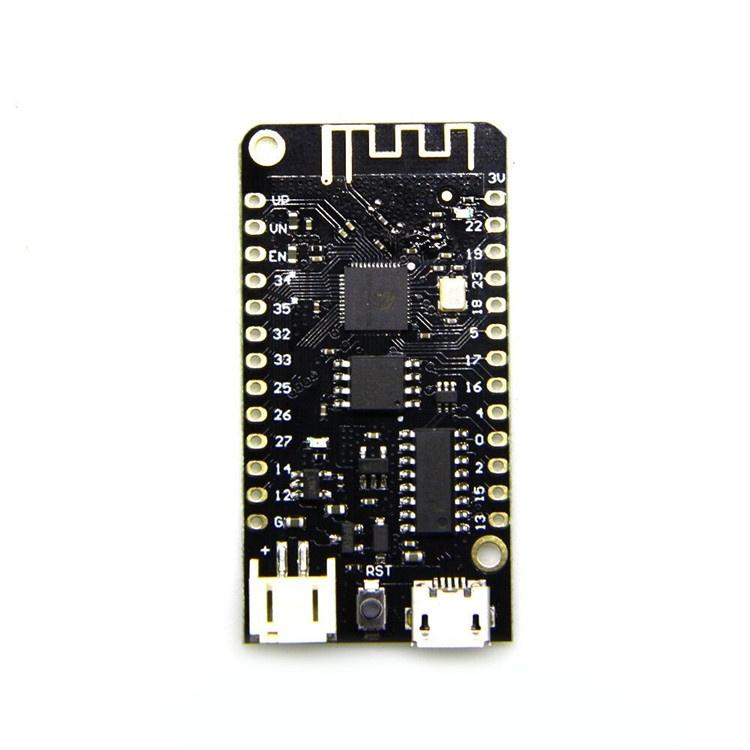 ESP-32 Lite V1.0.0 utvecklingskort med Wi-Fi och Bluetooth
