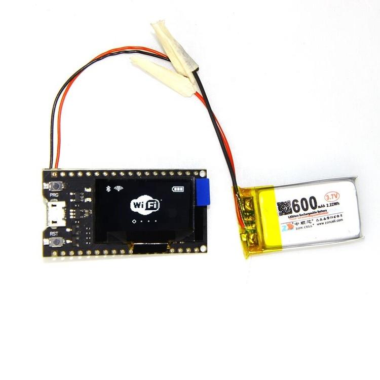 TTGO Pro ESP32 V2.0 WiFi Bluetooth utvecklingskort med OLED display