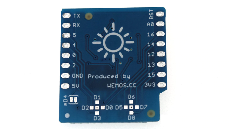 RGB LED Shield  LOLIN  D1 mini