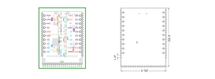 ipeed Lichee Nano Linux Development Board 16M Flash WiFi Version
