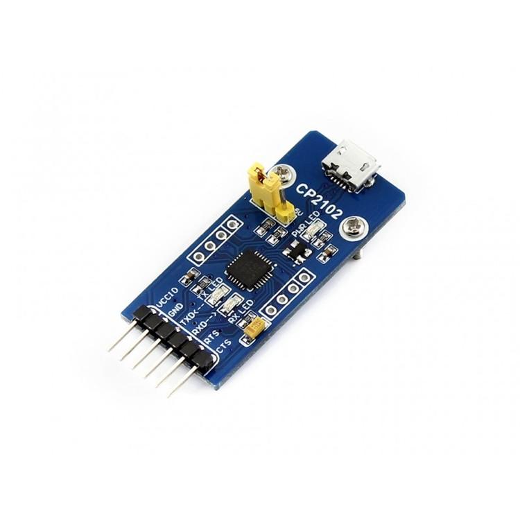 CP2102 USB UART Board