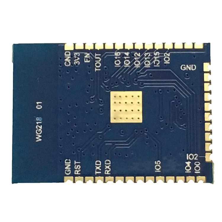 esp8266 wifi module with i2c