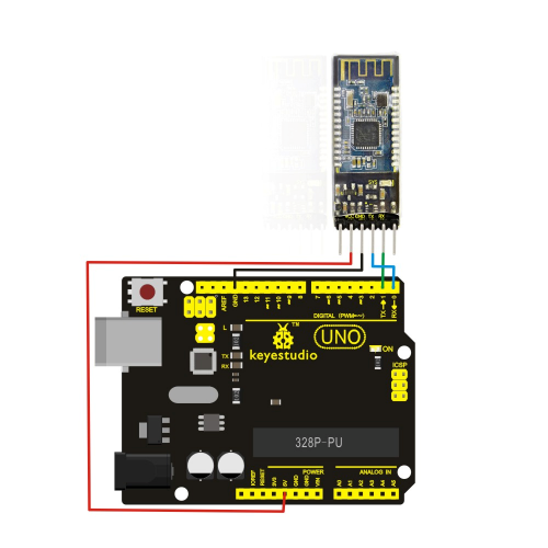 Bluetoothmodul HM-10 BLE 4.0