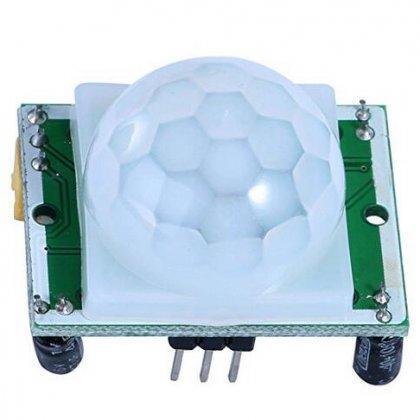 HC-SR501 PIR Sensor Rörelsedetektor