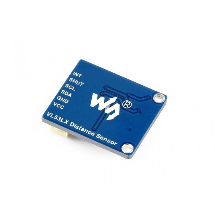 Arduino kompatibel VL53L0X ToF avståndssensor, upp till 2m